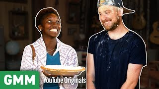 Pie In The Face Challenge