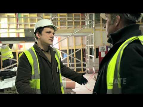 Kevin McCloud meets New Tate Britain - Part 2: Vision