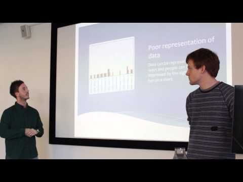 Matthew Turnbull and Daniel Hall: Statistics, Advertisements and False Claims