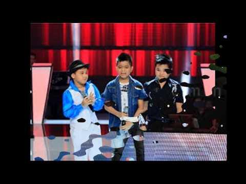 Top 3 Giọng Hát Việt Nhí 2013   Phương Mỹ Chi ft  Nguyễn Quang Anh ft  Trần Ngọc Duy