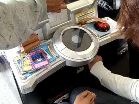 yugioh duel terminal arcade machine for sale