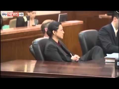 Stiletto Murder Trial: Man 'Stabbed 25 Times'