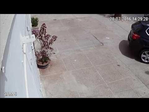 كاميرا ترصد لصا يسرق دراجة هوائية من منزل بإنزكان