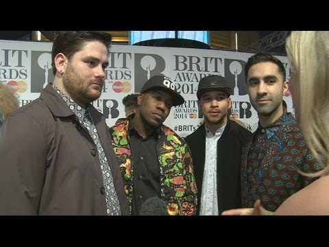 Brit Awards 2014: Rudimental on being mates with Jay-Z and Beyonce and cracking the US