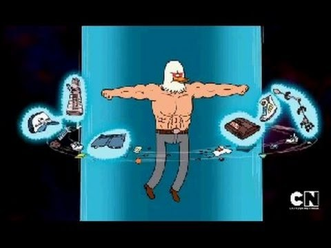 Regular Show: Bird Battle