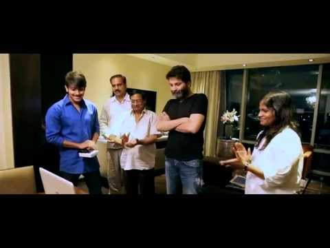 Trivikram-Srinivas-Launches-Saheba-Subramanyam-Movie-Song
