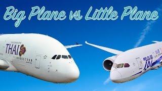 Big Plane vs Little Plane (The Economics of Long-Haul Flights)