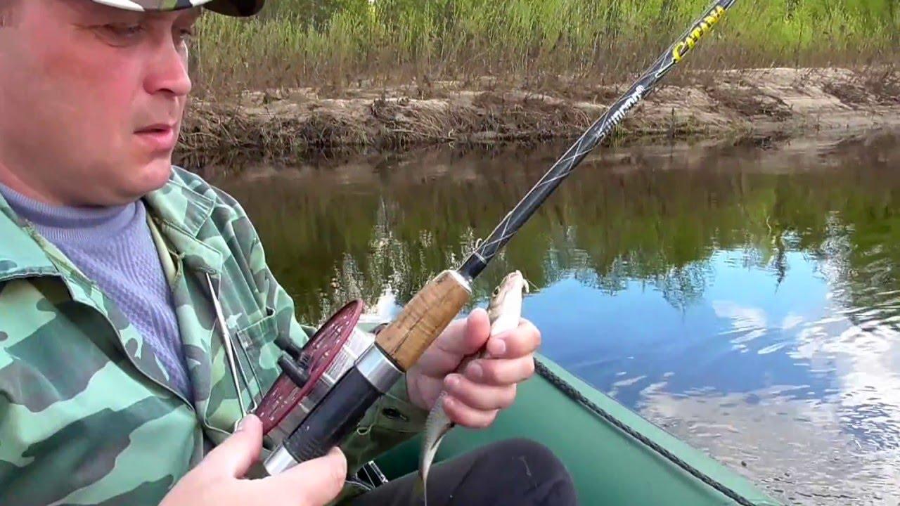 рыбалка на волге с лодки на проводку