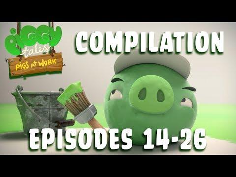 Piggy tales - Prasatá v práci 14-26