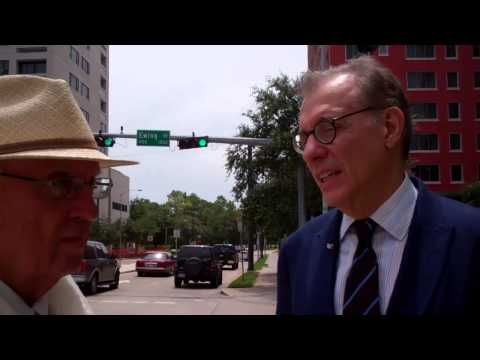 The Benefits of Rail for Houston (with MFAH Director Gary Tinterow) [Long Version]