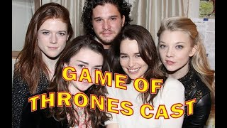 The Game of Thrones Cast Has Come a Long Way on the Red Carpet
