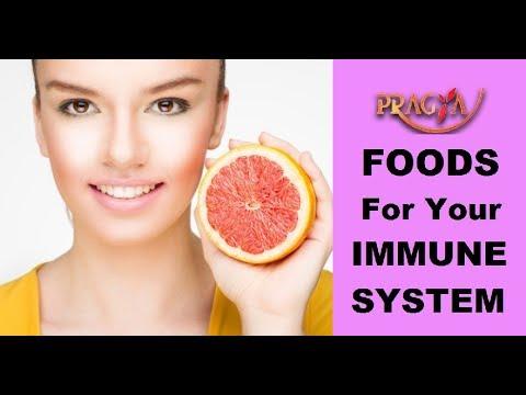 Best Foods For Your Immune System | Dr. Rashmi Bhatia (Dietitian)