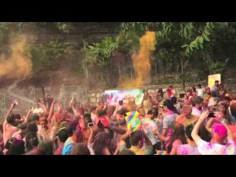 HOLI BEACH PARTY 2014 (Official Video Release)