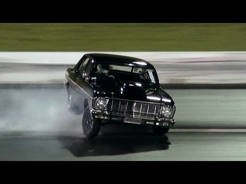 Town And Country Ford Bessemer Al V8 FORD GETS OUT OF SHAPE AT APSA ROUND 2 SYDNEY DRAGWAY 17.5.2014