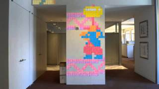 Post-it Note Arcade