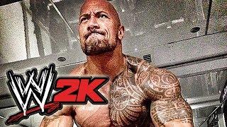 WWE 2K14 DEFEAT THE STREAK EPISODE 4 THE ROCK (HD