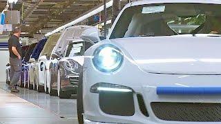 Porsche Factory. YouCar Car Reviews.
