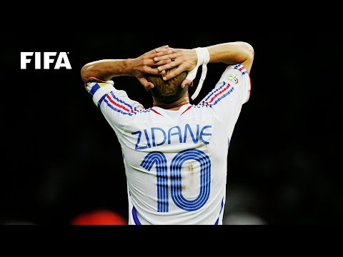 2006 WORLD CUP FINAL: Italy 1-1 France