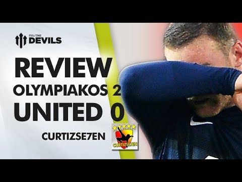 Absolute Garbage! | Olympiakos 2-0 Manchester United | Champions League REVIEW