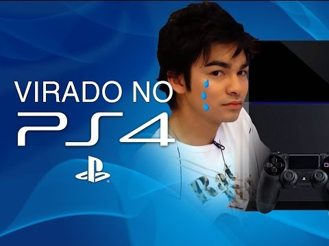 YUDI TÁ VIRADO NO PLAY 4 ♫  #PS4K