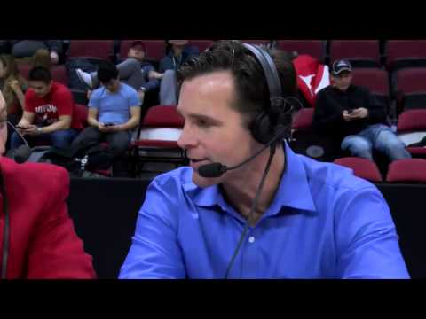 David Quinn Halftime Interview