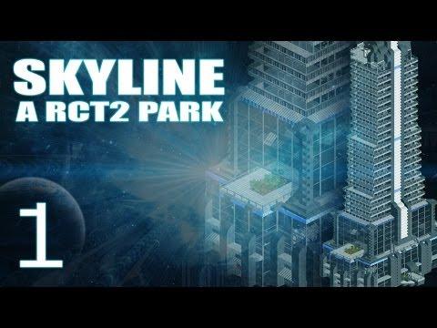 RCT2 Skyline Park [Part 1]