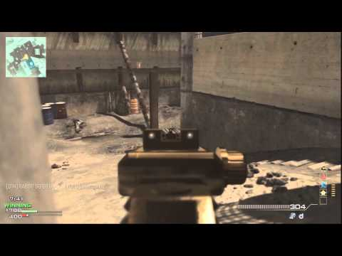 MW3: FFA MOAB in 164 Seconds - The Easy MOAB Room