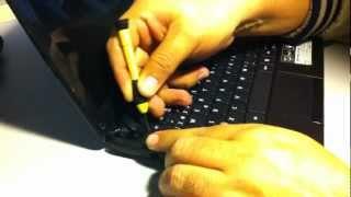 GizmoTij: Acer Aspire One D257 Desmontar/Desarmar O Quitar