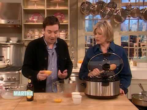 Jimmy Fallon and Martha Stewart⎢Martha Stewart - YouTube