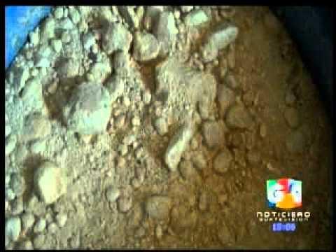 09 02 12 GUATEVISION 6PM  Militares Mexicanos, decomisaron toneladas de metanfetamina y otros químicos para la elaboración de droga