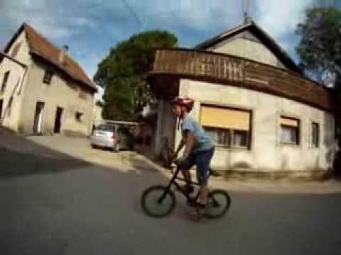 Tillen Monster bike