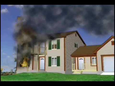 Vitesse de propagation du feu
