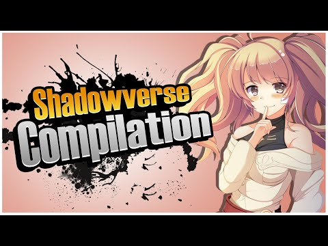 Funny and Lucky Moments | Shadowverse Compilation #85