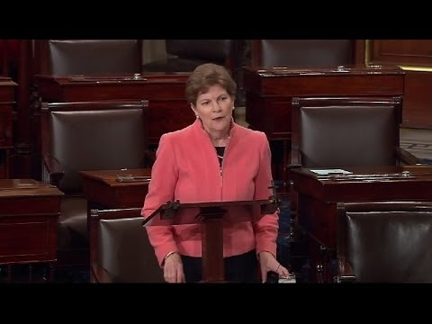 SHAHEEN CALLS FOR PASSAGE OF PAYCHECK FAIRNESS ACT ON SENATE FLOOR