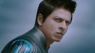 Shahrukh Is A Super Hero RA.One
