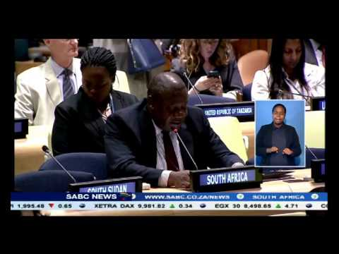 UN pays further homage to Mandela