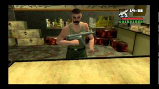 GTA San Andreas How To Get Infinite Ammo Without Hacks