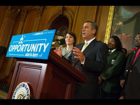 Boehner, Charter School Families Rally Support for Education Opportunity