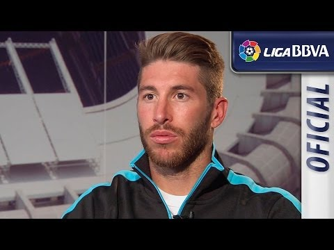 Interview with Sergio Ramos, Real Madrid player