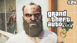 "GTA 5 Trevor Has A ""Syrup"" Accident (GTA V Lets Play"