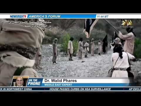 Dr. Walid  Phares -  Middle East expert
