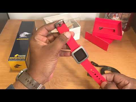 Pebble Time Smartwatch Review Video