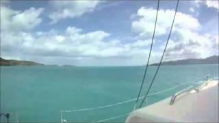 MULTIHULLS: Catamaran Sailing Vacation: British Virgin
