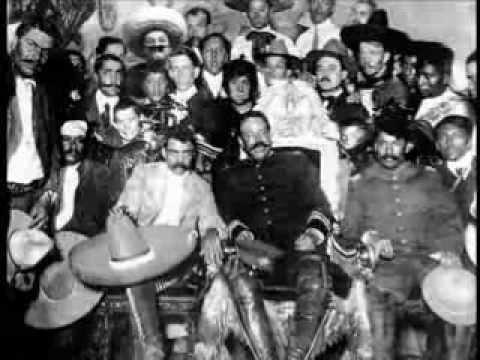 Los Dorados de Villa   (Corrido de La Revolución Mexicana)