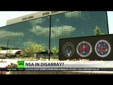 NSA unaware of the extent of Snowden's leaks