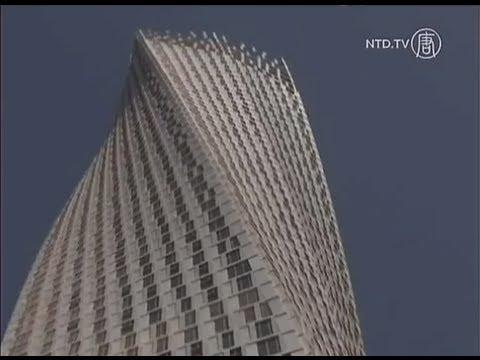 Tòa Tháp Xoắn Cao Nhất Thế Giới