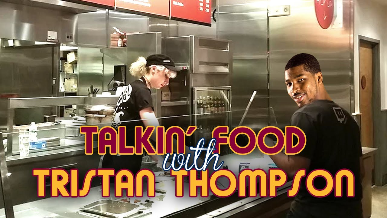 The Starters: Talkin' Food With Tristan Thompson (what Food Do You Miss Most
