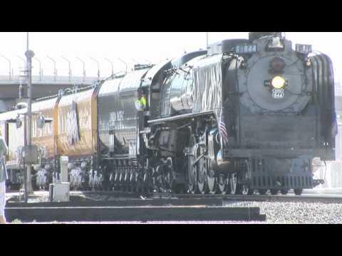 Steam Train Union Pacific 844