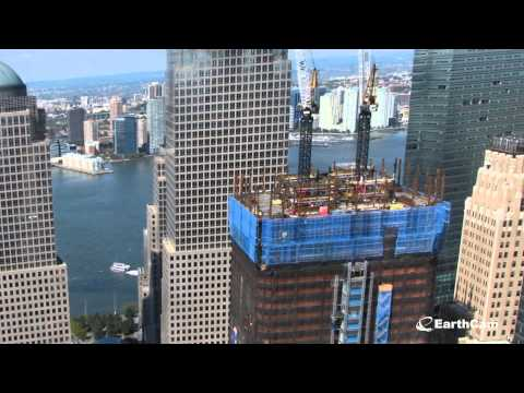 Official One World Trade Center Time-Lapse 2004-2013