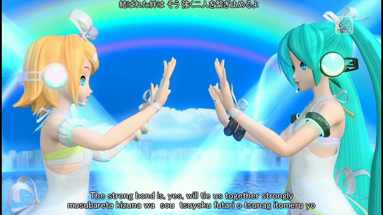 Hatsune Miku and Kagamine Rin - Promise